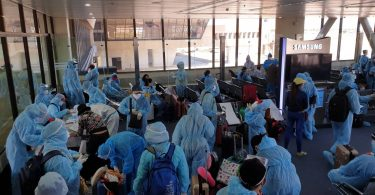 Vietjet: Repatriation flights paving the way for international services' resumption