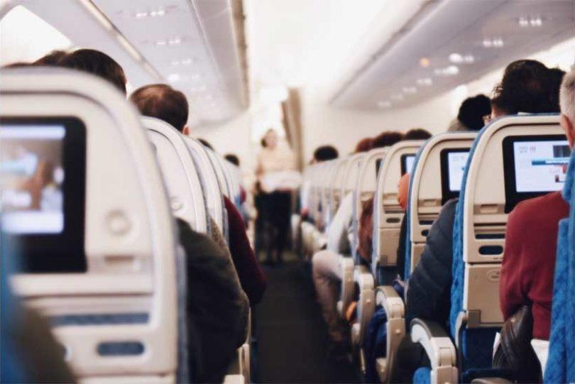 هواپیمایی متحده در هنگام سوار شدن و تخلیه سیستم تهویه را به حداکثر می رساند