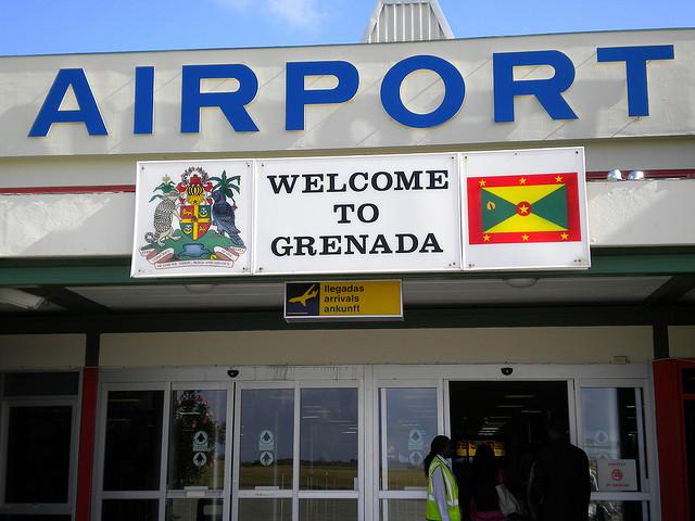 گرنادا پروازهای خود را برای سفرهای منطقه ای از سر می گیرد