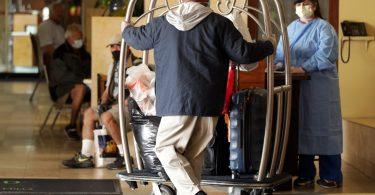 Hotelska industrija, oslobođena ekonomskih padavina Covid-19, poziva u pomoć