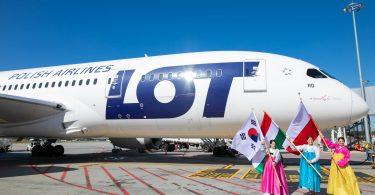 هواپیمایی LOT Polish Airlines خدمات سئول را از فرودگاه بوداپست از سر می گیرد