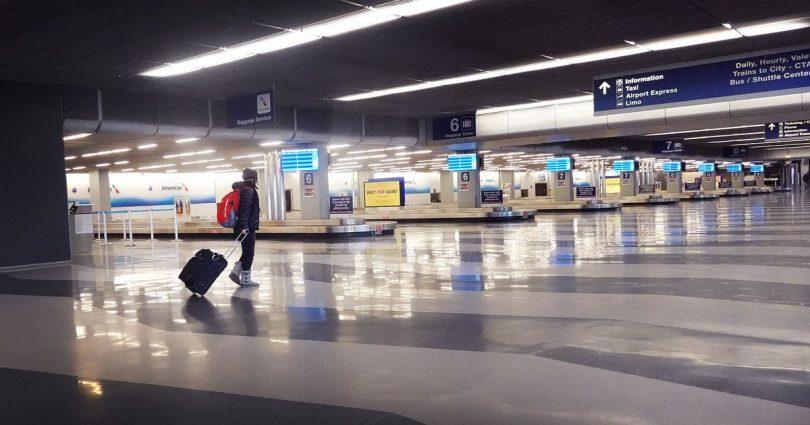 """سوم آمریکایی ها در """"وضعیت جدید"""" میزان دفعات سفر را کاهش می دهند"""
