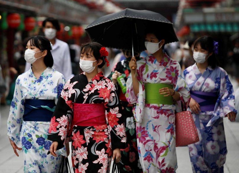 ژاپن علیرغم افزایش موارد جدید COVID-19 ، کمپین گردشگری داخلی را آغاز می کند