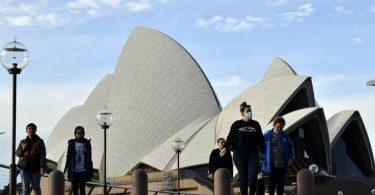 بخش گردشگری شهرهای استرالیا آشفته است