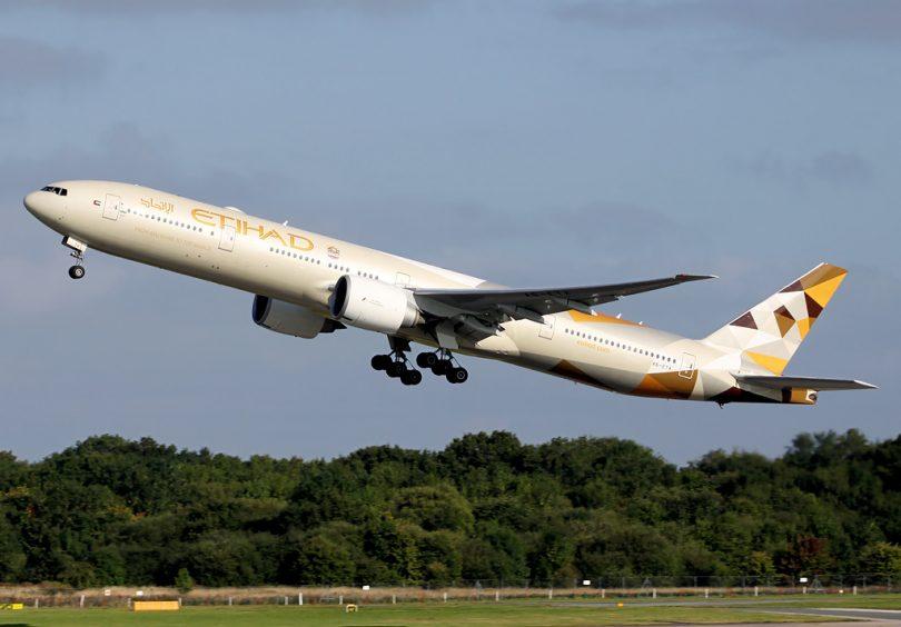 اتحاد با پرواز به شانگهای بازگشت