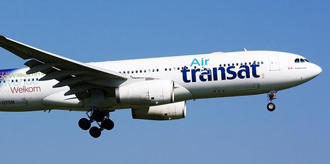 Air Transat tekee ensimmäisiä kaupallisia lentojaan tänään