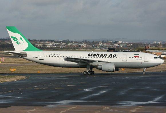 Iran optužuje američke borbene zrakoplove za 'ugrožavanje' putničkog zrakoplova Mahan Air