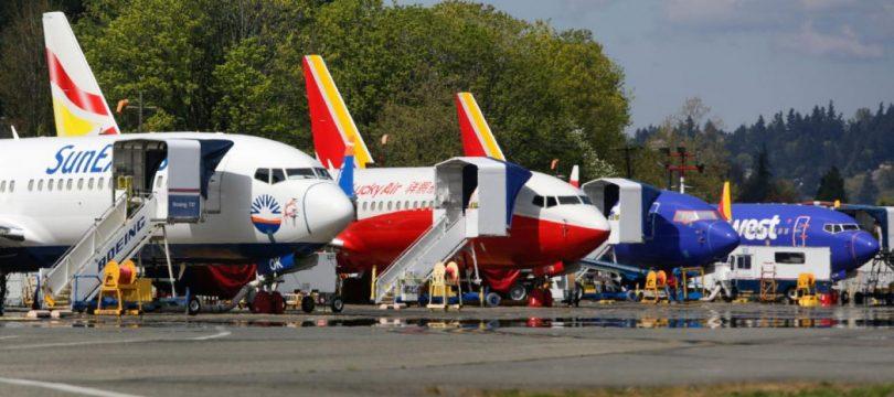 FAA: شیرهای خورده بوئینگ 737 می تواند منجر به خرابی موتور دوگانه شود