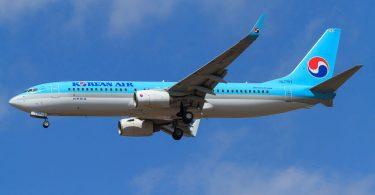 Az összes megrendelt dél-koreai Boeing 737 gép vészvizsgálata