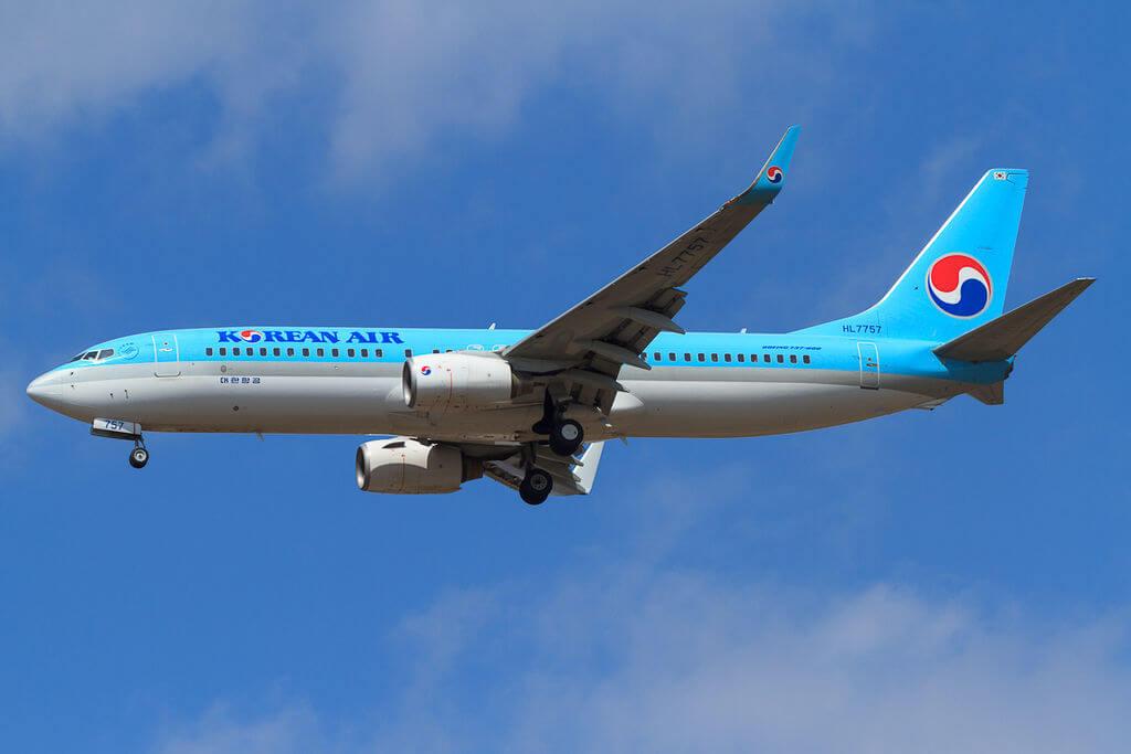 한국 보잉 737 기의 긴급 검사 주문