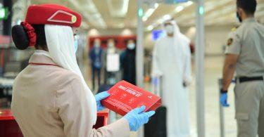 اولین شرکت هواپیمایی امارات که پوشش رایگان COVID-19 را به مسافران خود ارائه می دهد