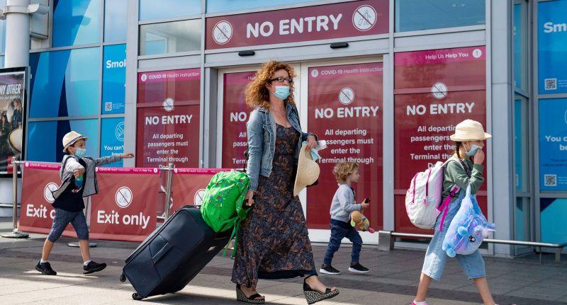 آخرین اعلامیه انگلیس ضربه بزرگی به بهبود گردشگری اروپا است