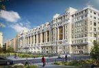 हयात हाउस और हयात प्लेस शिकागो मेडिकल / विश्वविद्यालय जिला आधिकारिक तौर पर सार्वजनिक रूप से खुला है