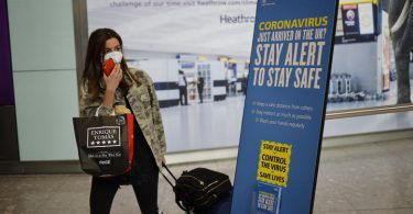 Holland-Kaye: 'Global Britain' is nothing without COVID-19 testing at airports