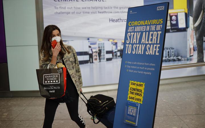 """Holland-Kaye: """"جهانی انگلیس"""" بدون آزمایش COVID-19 در فرودگاه ها هیچ چیز نیست"""