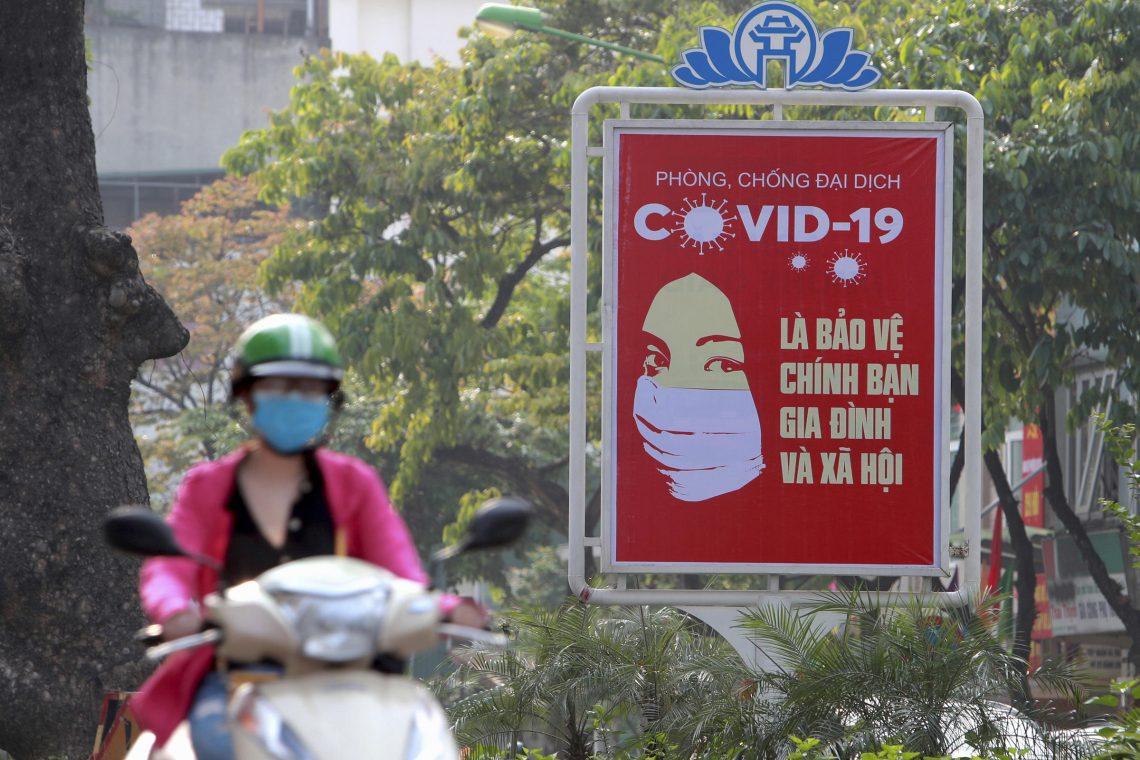 Hanoi menutup bar, klub, dan melarang pesta setelah lonjakan COVID-19