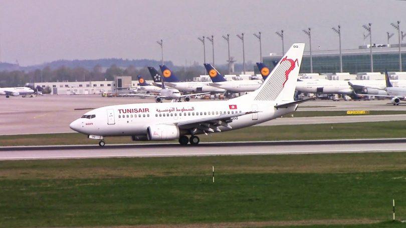 A közvetlen járatok Münchenből Tuniszba és Edinburghba indulnak