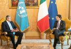 UNWTO official Italy visit marks re-start of European Tourism