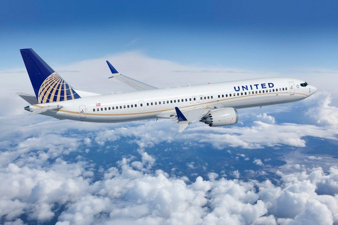 United Airlines sil hast septimber 30 ynternasjonale rûtes hervetsje