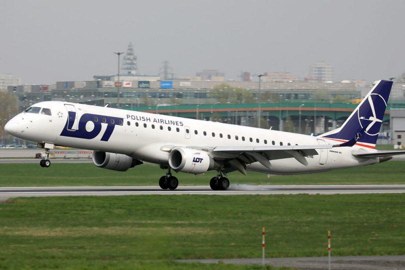 LOT Polish Airlines oznamuje pátou linku z letiště v Budapešti