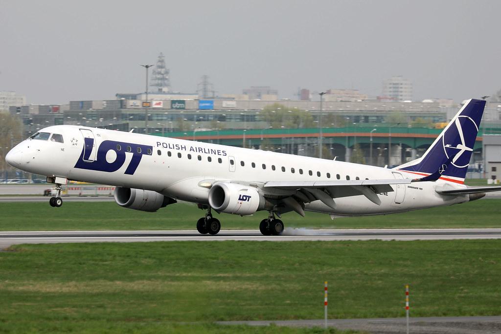 LOT Polish Airlines ilmoittaa viidennestä reitistä Budapestin lentokentältä