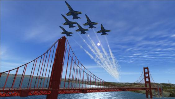 نمایشگاه هوایی ناوگان سانفرانسیسکو در سال 2020 به سال 2021 موکول شد