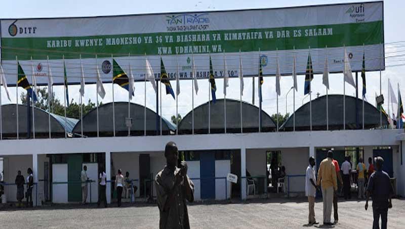 نمایشگاه بین المللی تجارت در دارالسلام افتتاح می شود