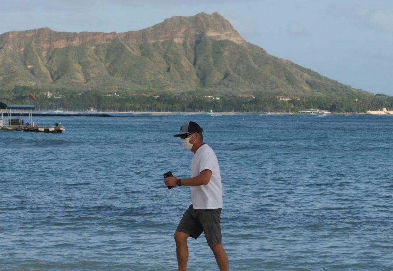 ماسک های صورت غیر پزشکی اکنون در اواهو ، هاوایی اجباری هستند