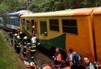 U sudaru češkog putničkog vlaka ubijene 3 osobe, deseci ranjeni