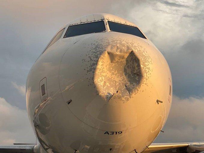 پرواز Delta Air Lines مجبور به فرود اضطراری در JFK شد