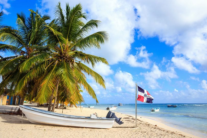 Den Dominikanske Republik åbnede sine grænser for internationale turister