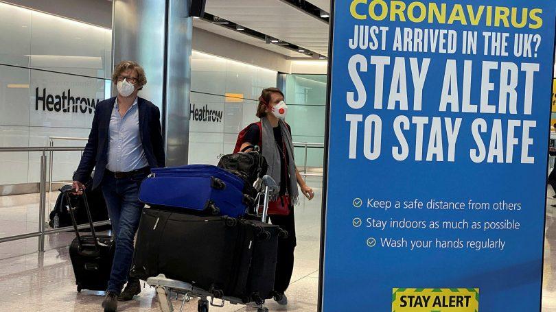 19 مقصد کارائیب در راهروهای سفر COVID-19 انگلستان گنجانده شده است