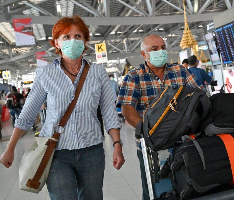 سفر ایالات متحده استفاده از ماسک ، سفرهای سالم را تشویق می کند