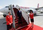 Abu Dhabi, UAE ad launch-Aegypti Aeris fuga in Arabia July XIV
