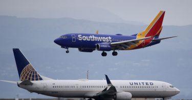 ریباند سفرهای هوایی ایالات متحده