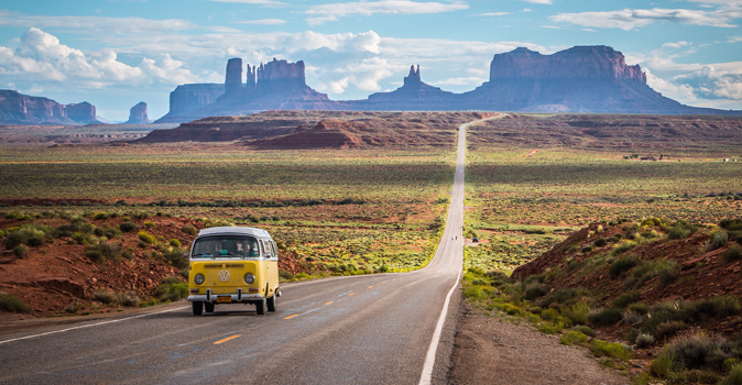 اقامت ، سفرهای جاده ای و انعطاف پذیری راه را برای بهبود گردشگری ایالات متحده هموار می کند