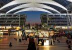 Munich Airport: in duabus ex tribus partibus recedat volumen VIATOR
