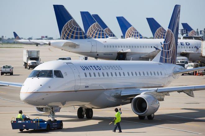 یونایتد ایرلاینز در ماه آگوست نزدیک به 25,000 پرواز به آن اضافه می کند