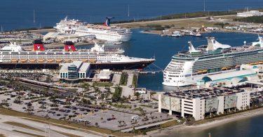 Port Canaveral vergab Bundeszuschuss für Sicherheitsverbesserungen