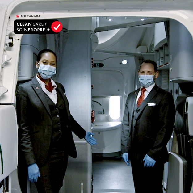 Air Canada آزمایش سریع COVID-19 را بررسی می کند