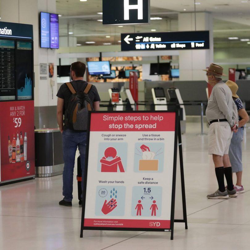 Austrálie omezuje počet občanů, kteří se mohou každý týden vrátit ze zámoří