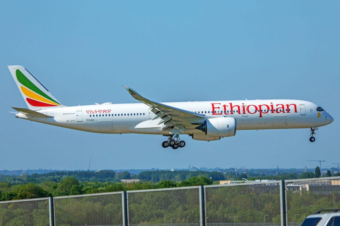 Ethiopia nerusake penerbangan menyang Kamerun