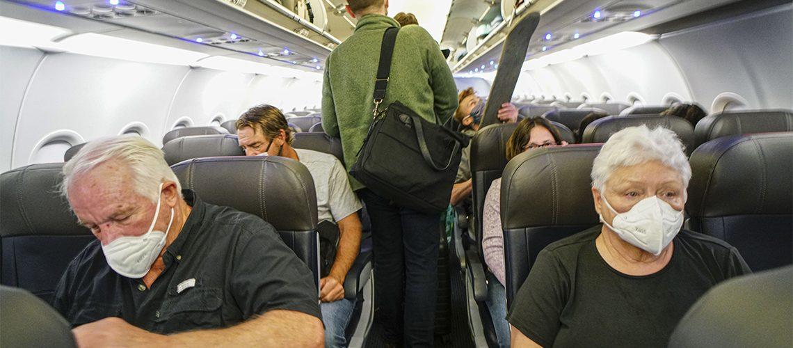 Il-Caribbean Airlines issa teħtieġ li l-passiġġieri jilbsu maskri tal-wiċċ