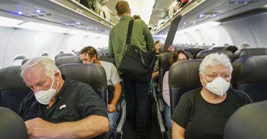 Ny Caribbean Airlines izao dia mitaky mpandeha hitafy saron-tava