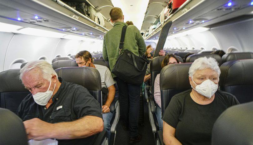 Caribbean Airlines agora exige que os passageiros usem máscaras