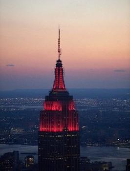 علامت نمادین شهر نیویورک آماده می شود تا با پروتکل های جدید دوباره باز شود