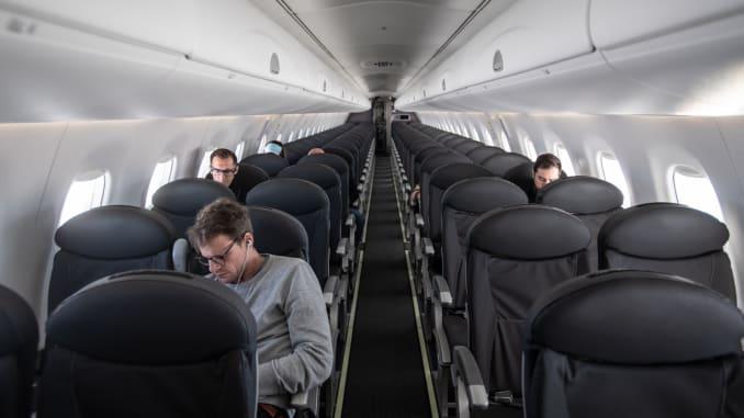 یاتا: تقاضای مسافران هواپیمایی مه ممکن است بهبود یابد
