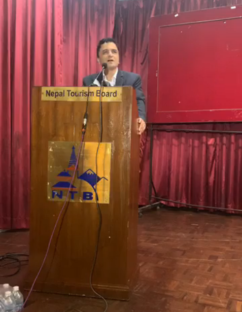 نپال برنامه تعاملی را در زمینه تهیه دستورالعمل برای تأمین مربوط به جهانگردی در سیاست های پولی آغاز کرد