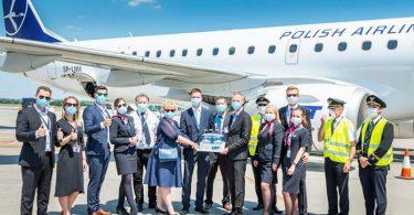 شرکت هواپیمایی LOT لهستان مسیرهای دوازدهم و سیزدهم را از فرودگاه بوداپست راه اندازی می کند
