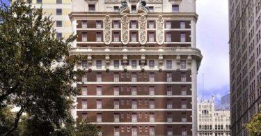 Adolphus հյուրանոց. Կոչվում է գարեջրի արտադրության հիմնադիր